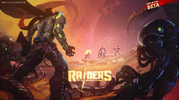 「Raiders of the Broken Planet」
