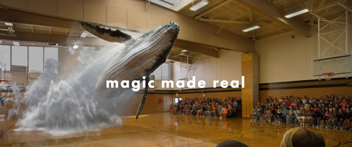 「Magic Leap」