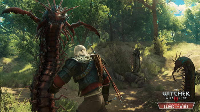 「The Witcher 3: Wild Hunt」「ウィッチャー3 ワイルドハント」