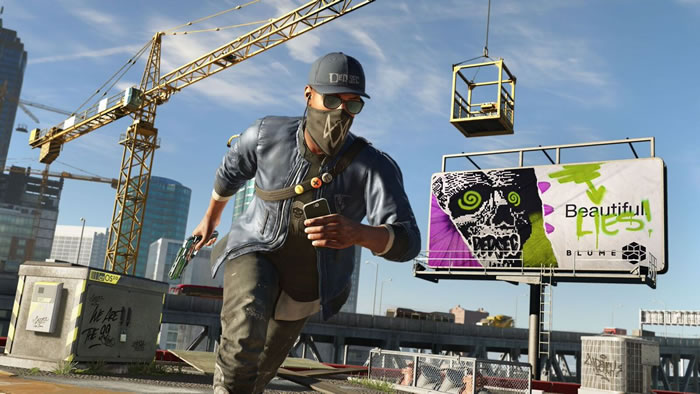 「Watch Dogs 2」