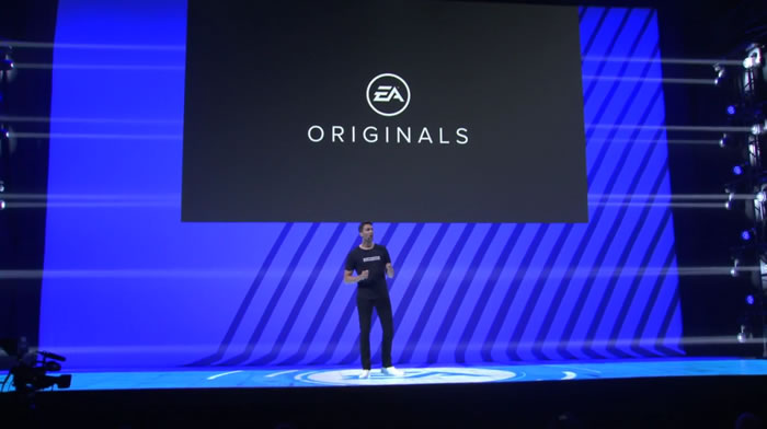 「EA Originals」
