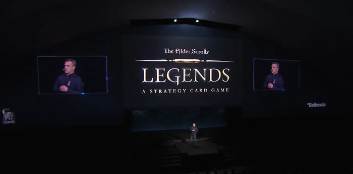 「The Elder Scrolls: Legends」