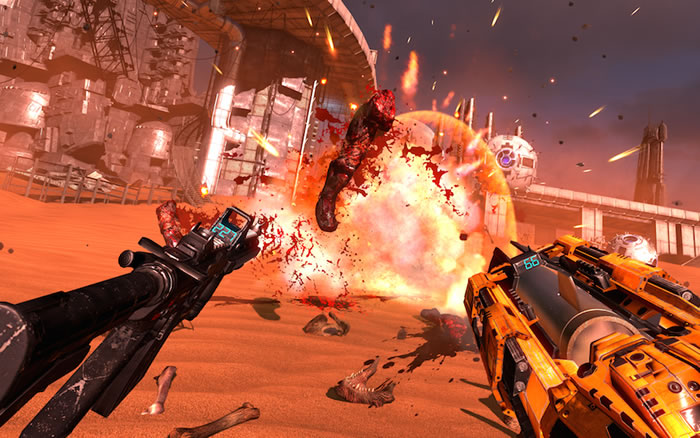 「Serious Sam VR: The Last Hope」