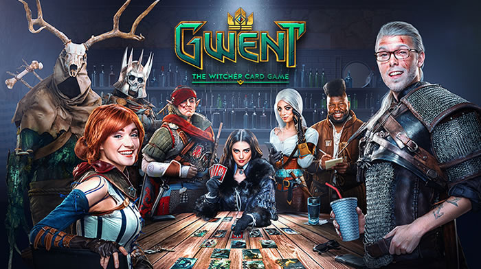 「GWENT: The Witcher Card」