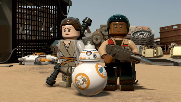 「LEGO Star Wars: The Force Awakens」