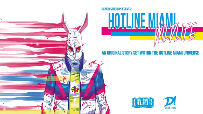 「Hotline Miami: Wildlife」