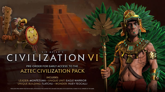 「Sid Meier's Civilization VI 」