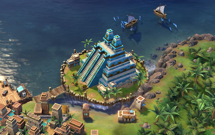 「Sid Meier's Civilization VI」
