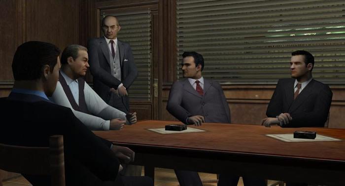 「Mafia」
