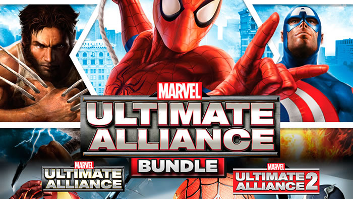 「Marvel Ultimate Alliance」