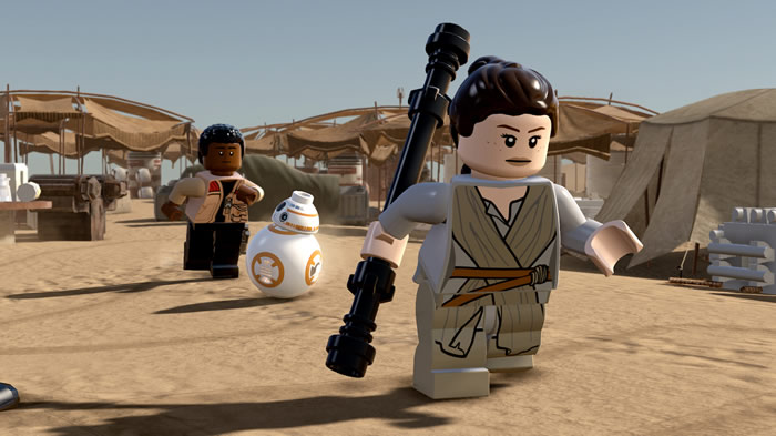 「LEGO Star Wars: The Force Awakens 」