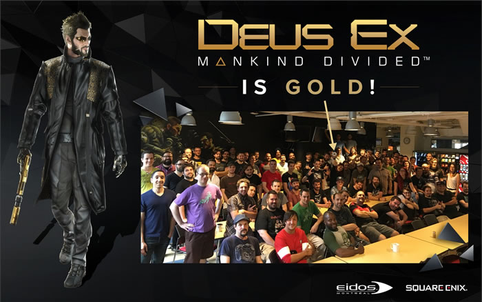「Deus Ex Mankind Divided」