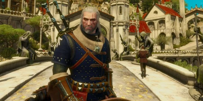 「 The Witcher 3: Wild Hunt」