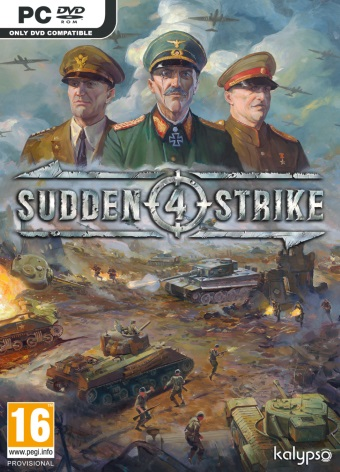 「Sudden Strike 4」