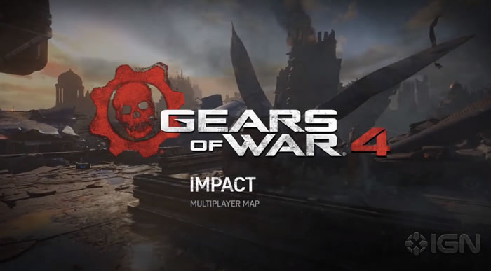 「Gears of War 4」