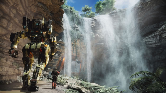 「Titanfall」「Respawn Entertainment」