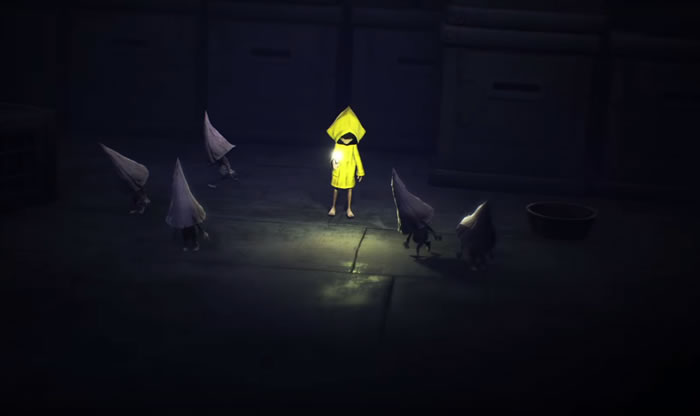 「Little Nightmares」
