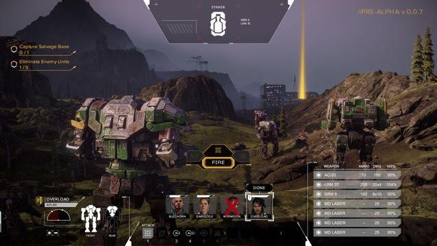 「BattleTech」