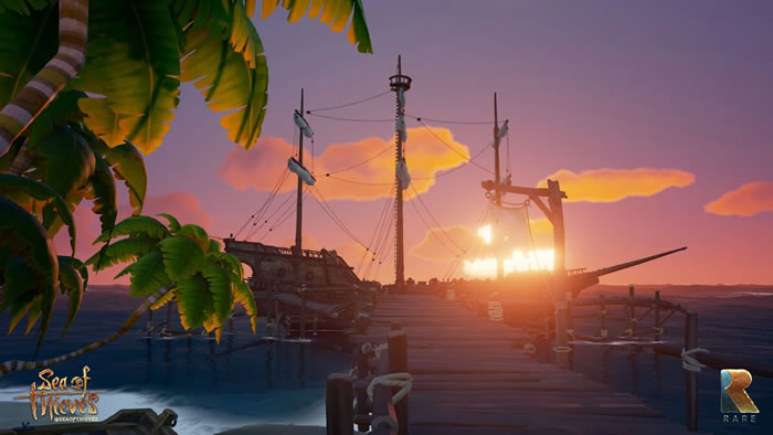 sea of thieves pc 版