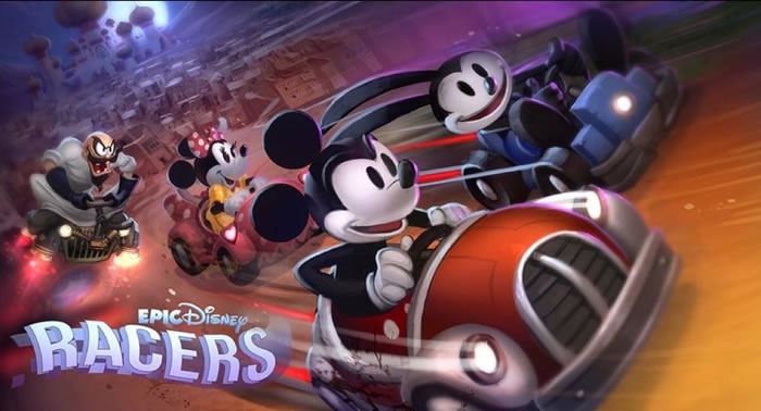 「 Epic Disney Racers」