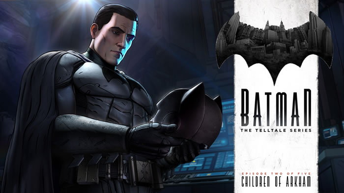 「BATMAN - The Telltale Series」