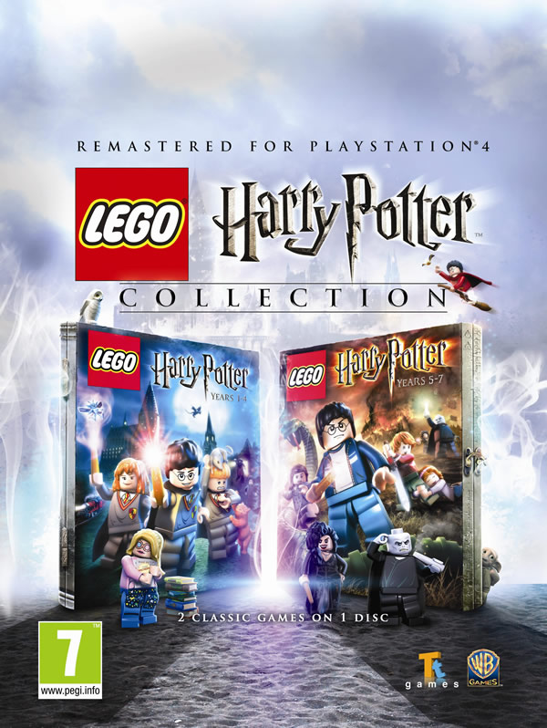 「LEGO Harry Potter」