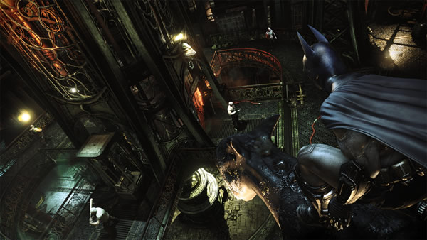 「Batman: Return to Arkham」