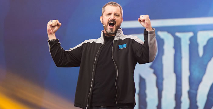 「 Chris Metzen」