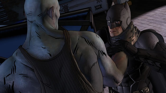 「 BATMAN - The Telltale Series」