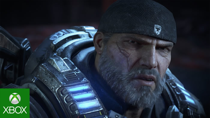 「 Gears of War 4」