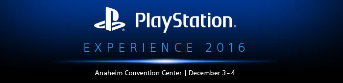 「 PlayStation Experience」