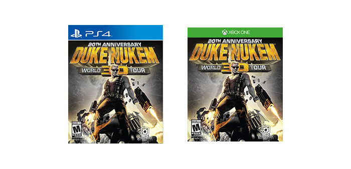 「Duke Nukem 3D: 20th Anniversary World Tour」
