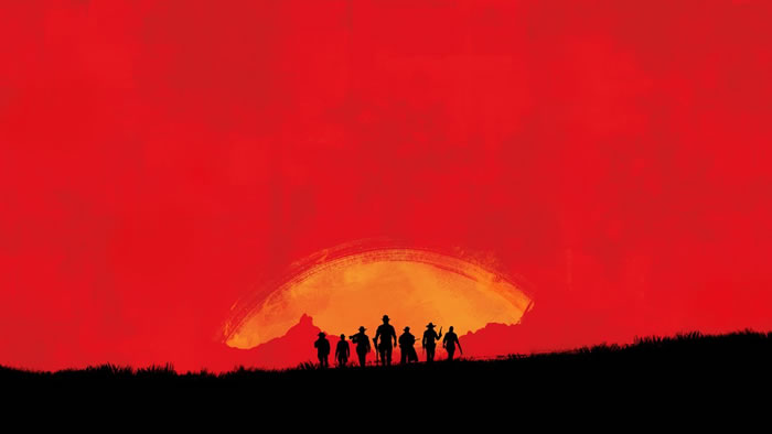 「 Red Dead」
