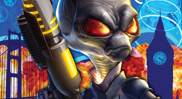 「Destroy All Humans! 2」