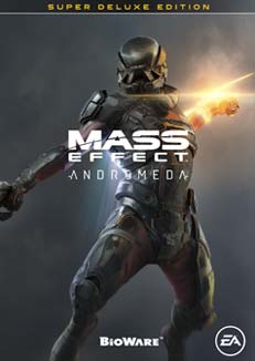 「Mass Effect Andromeda」