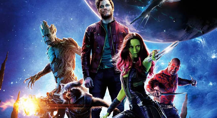 「Guardians of the Galaxy」