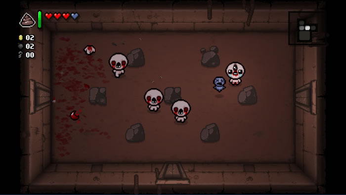 「The Binding of Isaac: Rebirth」