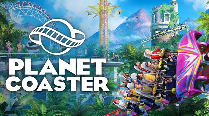 「Planet Coaster」