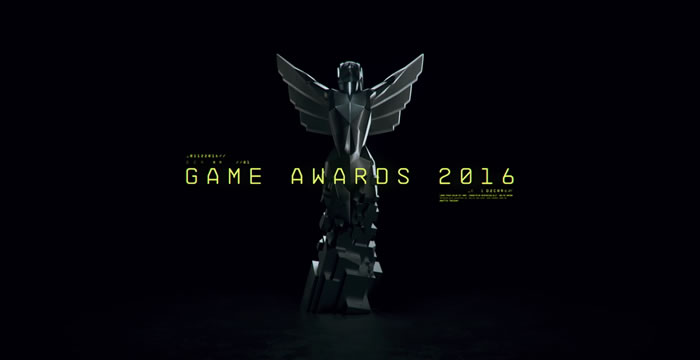 「The Game Awards 2016」