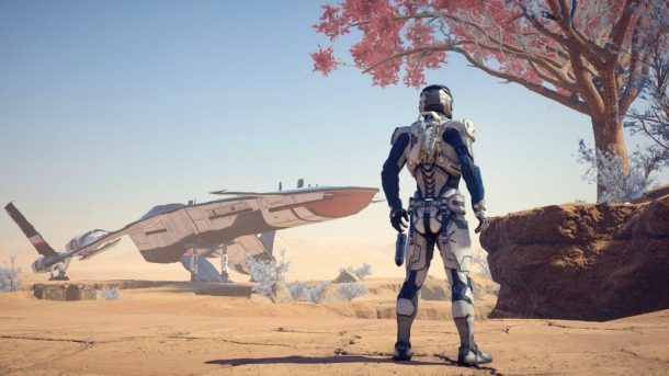 「Mass Effect: Andromeda」