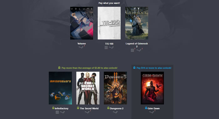 「Humble Staff Picks Bundle」