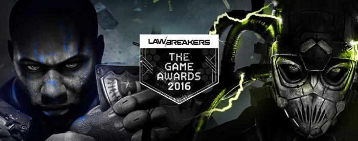 「 LawBreakers」