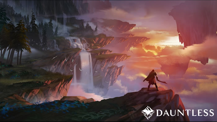 「Dauntless」