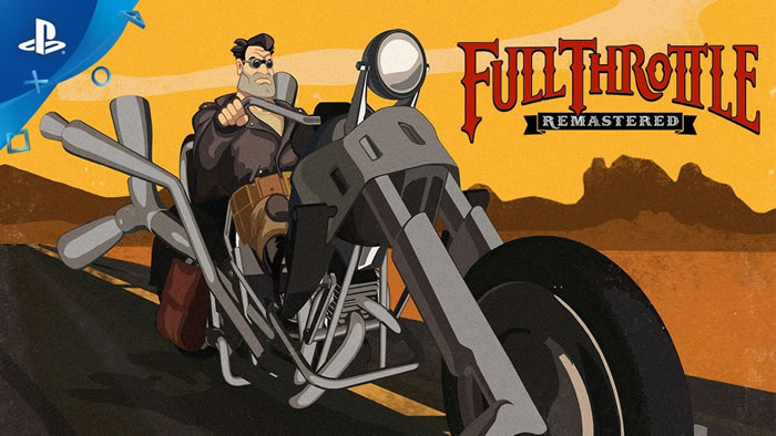 「Full Throttle」