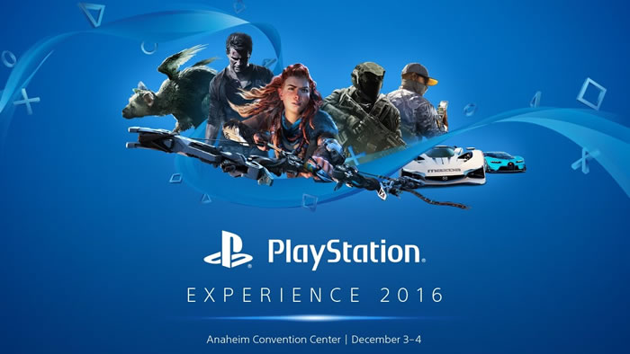 「PlayStation Experience 2016」
