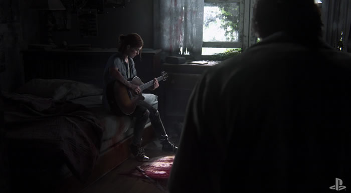 「The Last of Us Part II」