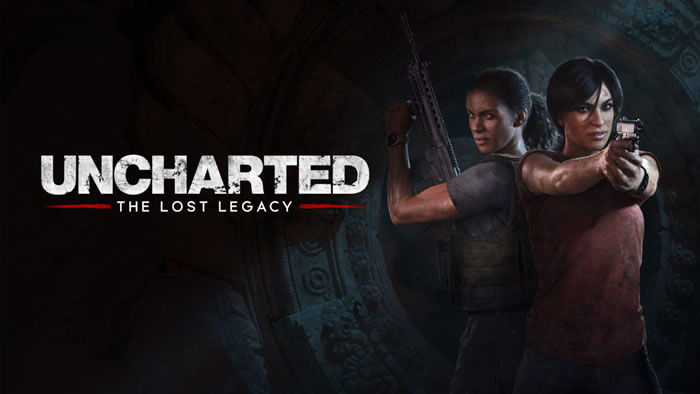 「Uncharted: The Lost Legacy」