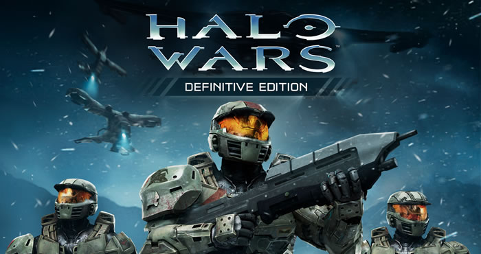 「Halo Wars: Definitive Edition」