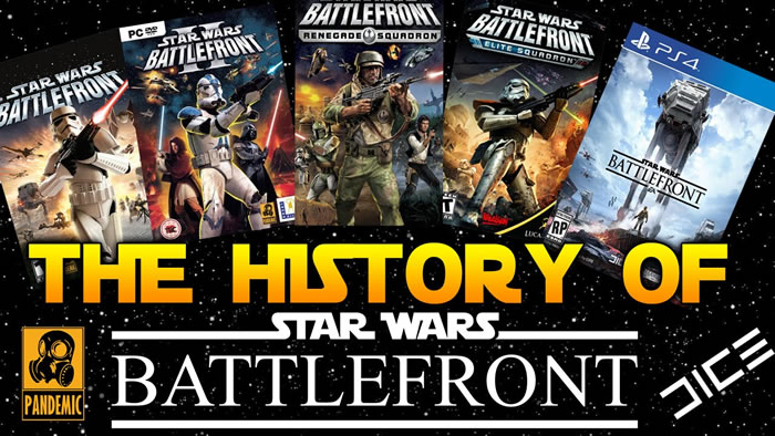 「 Star Wars Battlefront」
