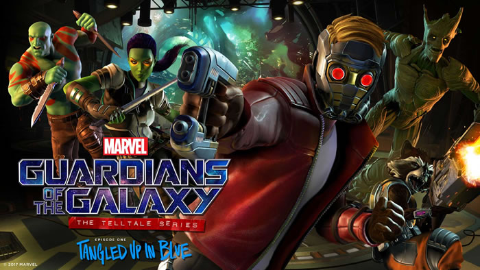 「Marvel's Guardians of the Galaxy - The Telltale Series」